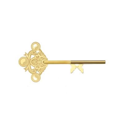 [에프엠금거래소] 24K 99.9% 행운의 황금열쇠 37.5g
