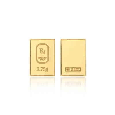 [에프엠금거래소] 24K 999.9 포나인 시그니처 FM골드바 3.75g
