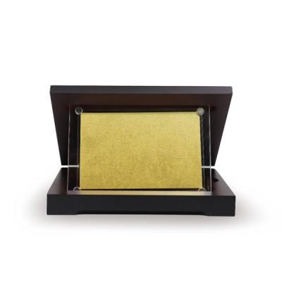 [에프엠금거래소] 24K 99.9 포나인 순금 카드 1.875g